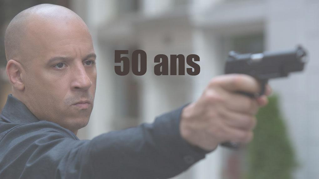 """Vin Diesel dans """"Fast & Furious 8"""""""