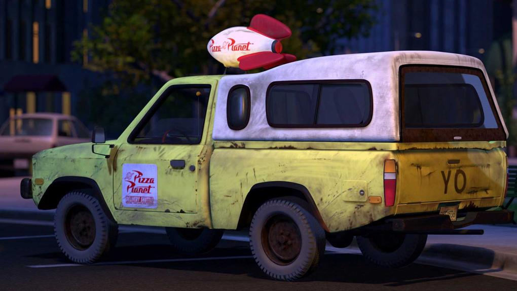La vraie star de Pixar, c'est lui !