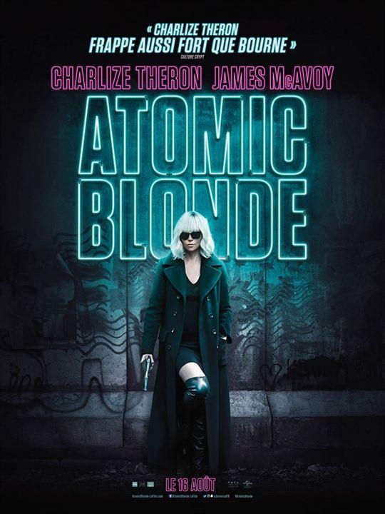 N°5 - Atomic Blonde : 233 245 entrées