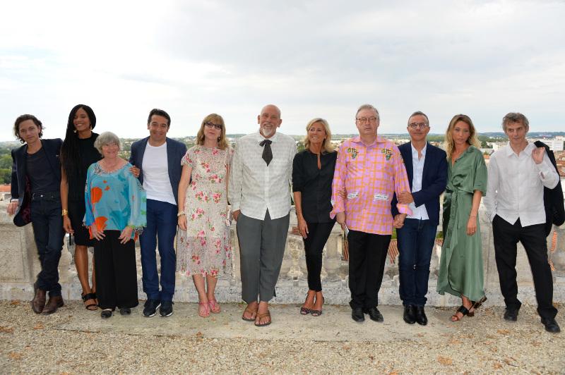 Le jury du Festival du film francophone 2017