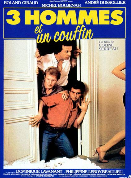 1985 - Trois hommes et un couffin