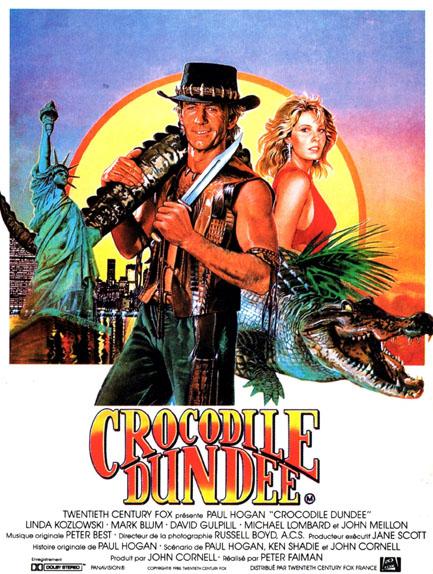 1987 - Crocodile Dundee
