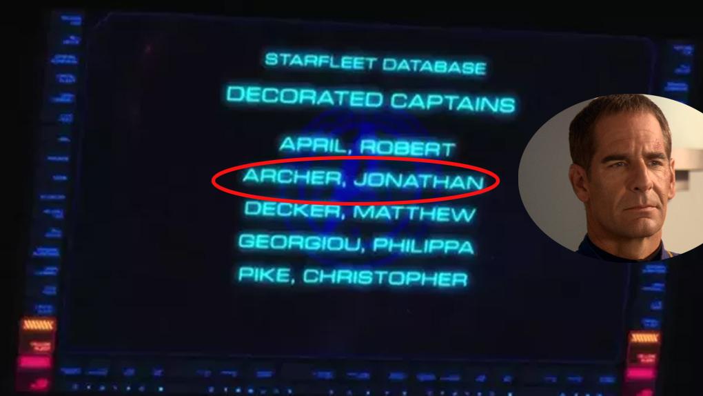 Bonus : Capitaine Jonathan Archer