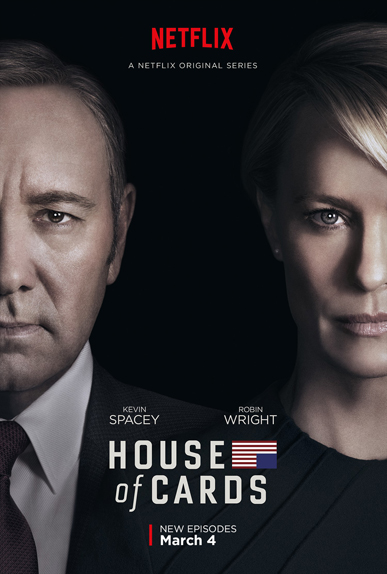 HOUSE OF CARDS - Annulée