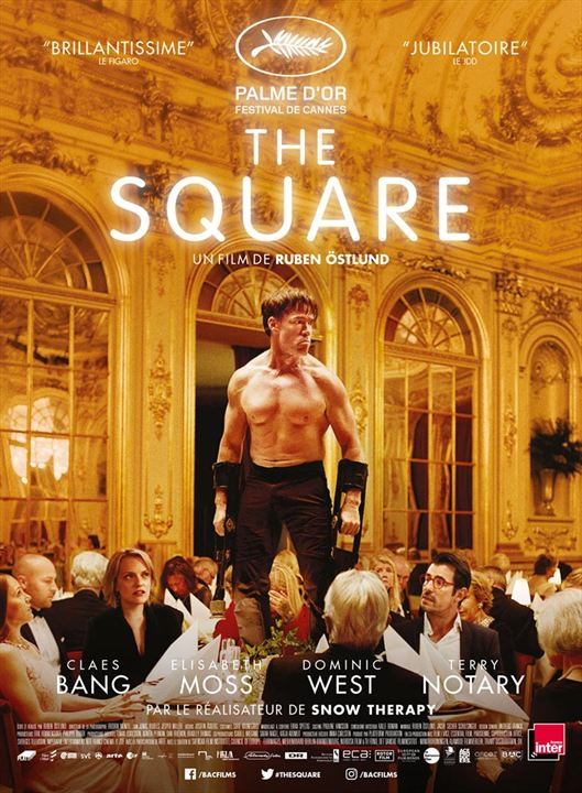 The Square - 5 nominations