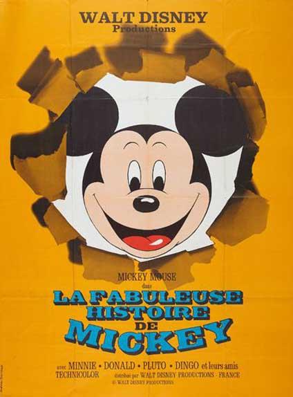 1970 - La fabuleuse histoire de Mickey