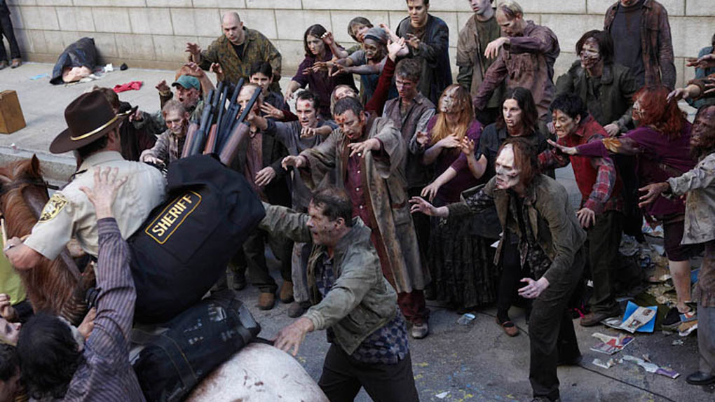 Crossover The Walking Dead / Fear The Walking Dead