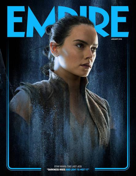 """Rey sur la couverture """"Côté clair"""" - Episode I"""
