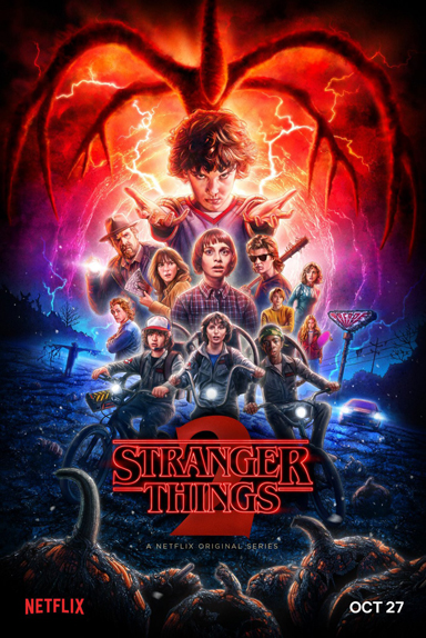 Stranger Things : 2 nominations