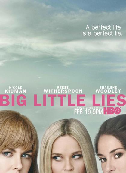 Big Little Lies : 6 nominations