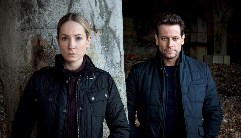 Joanne Froggatt dans le thriller Liar : la nuit du mensonge.