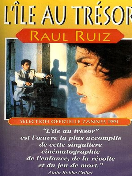 L'Ile au trésor, premier film de Melvil Poupaud