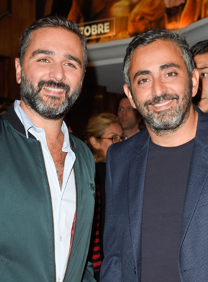 7ème - Eric Toledano et Olivier Nakache (612 000 euros)