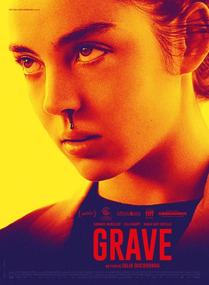 Grave : 6 nominations