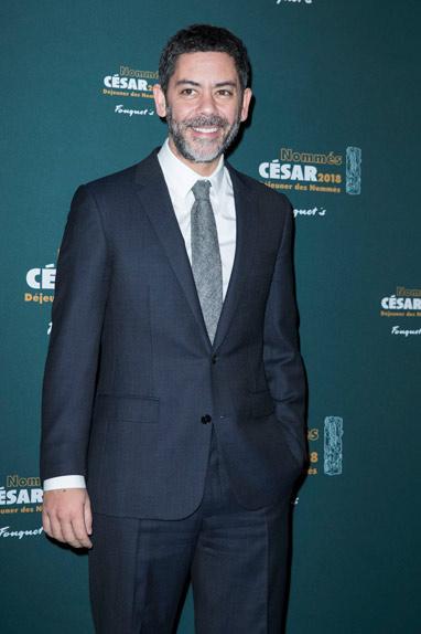 Manu Payet, maitre de cérémonie des César 2018