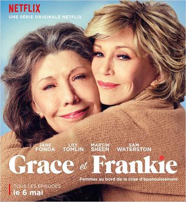 GRACE ET FRANKIE - Renouvelée