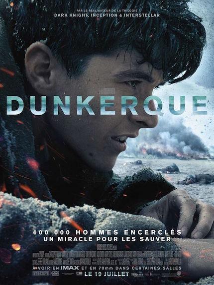 Dunkerque : 3 Oscars, meilleur montage, montage son et mixage son