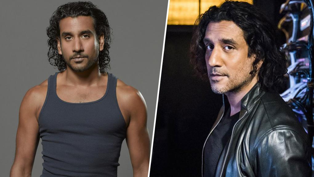 Naveen Andrews (Sayid)