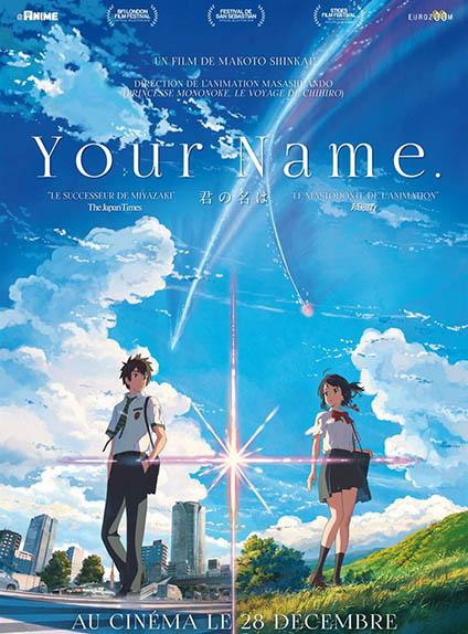 Le plus gros succès du cinéma japonais au box-office mondial est...