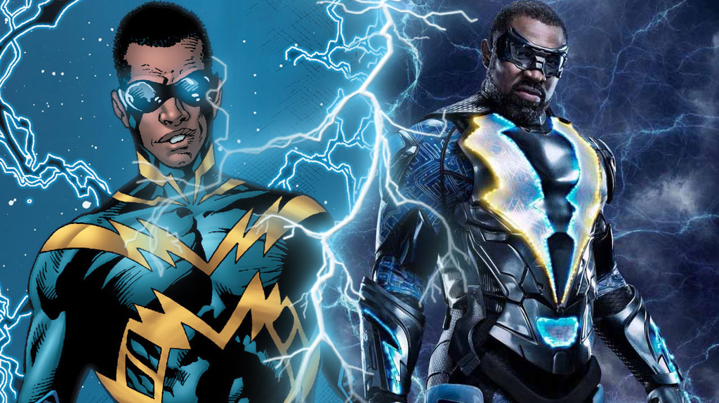Jefferson Pierce / Black Lightning (Cress Williams)