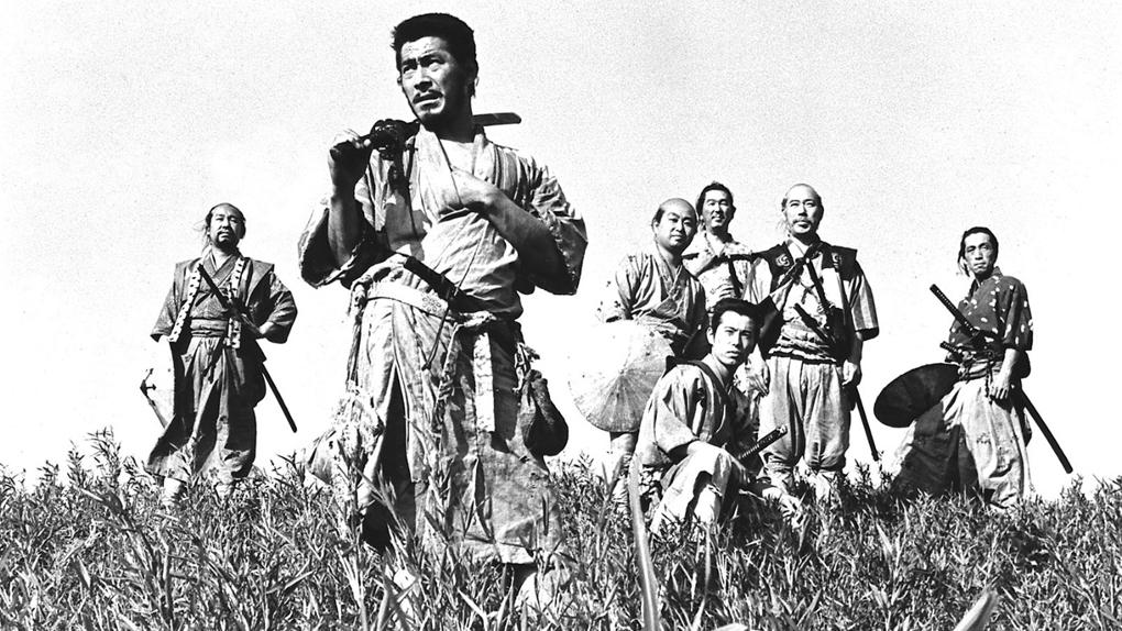 Les Sept Samouraïs d'Akira Kurosawa