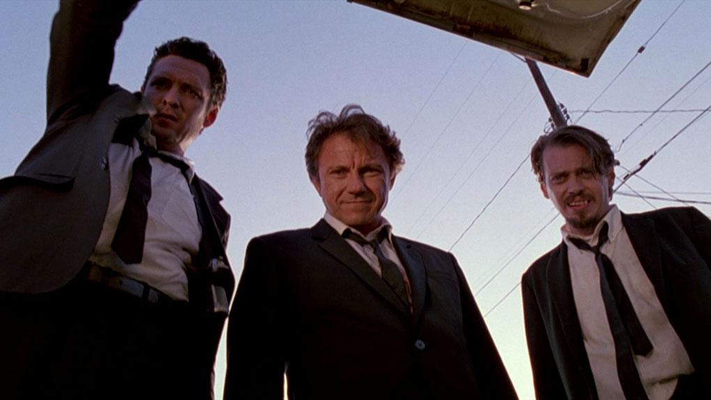 """""""Dans le petit monde de Tarantino"""" - le plan depuis le coffre dans Reservoir Dogs"""