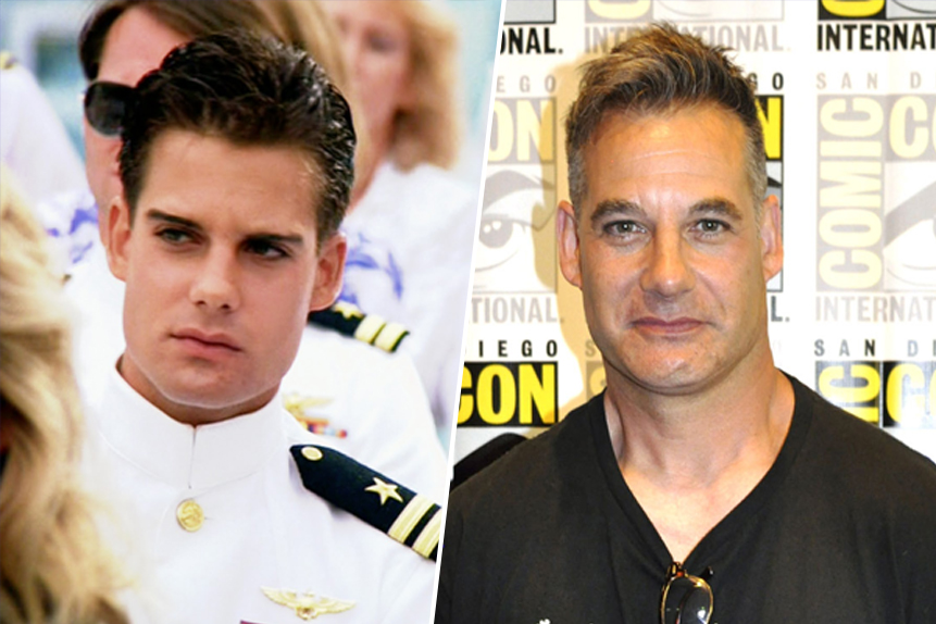Adrian Pasdar – Charles 'Chipper' Piper