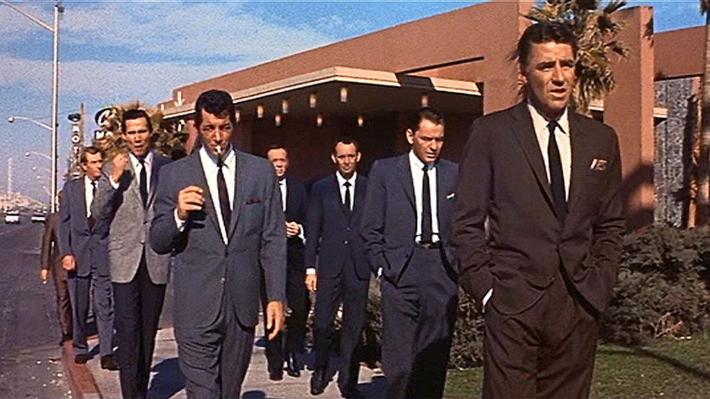 1 - Aux origines, le gang de Frank Sinatra