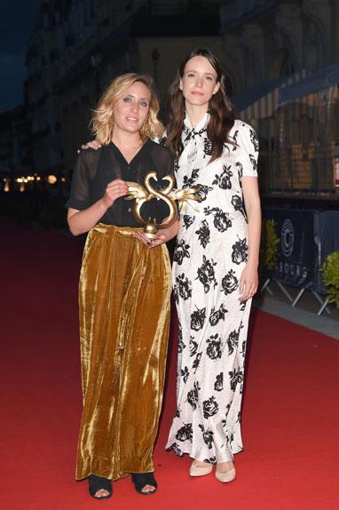 Marie Monge et Stacy Martin, Prix de la jeunesse pour Joueurs