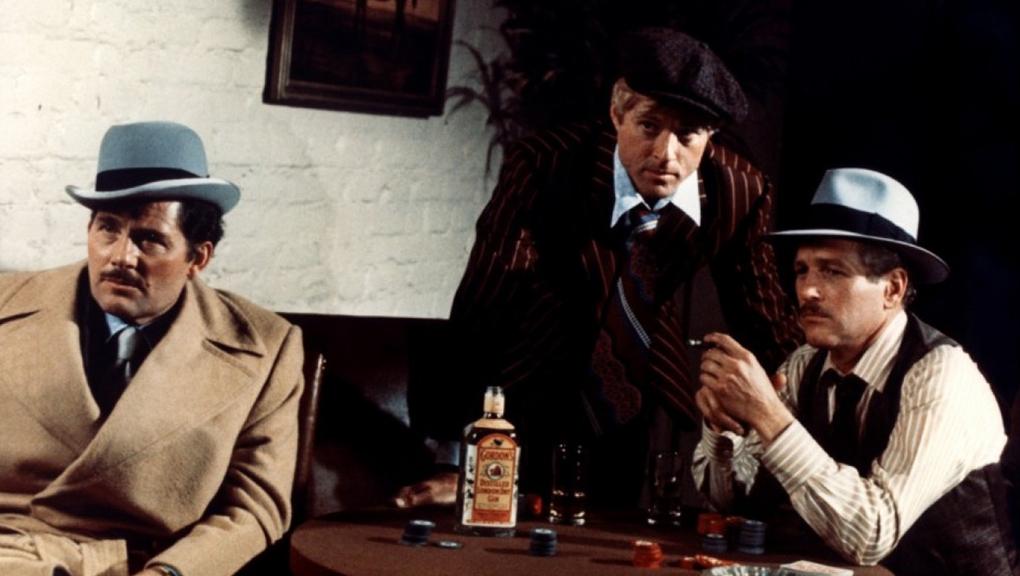 Dans quel film Robert Redford et Paul Newman le faux bookmaker tentent d'escroquer Robert Shaw ? (Réponse page suivante)