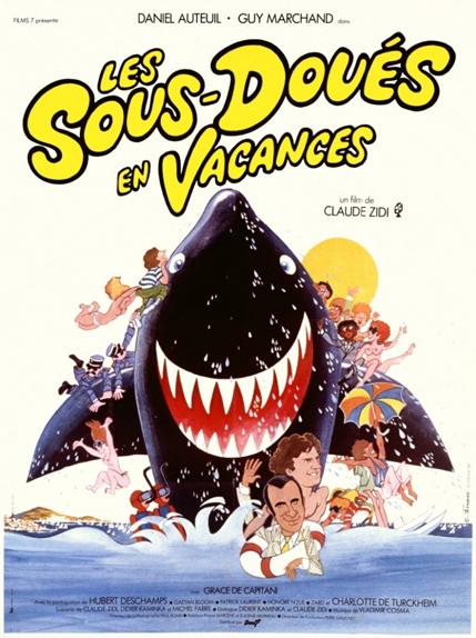 25 - Les Sous-doués en vacances (1981)