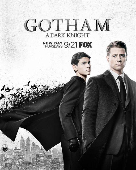 GOTHAM - Saison 5 à venir