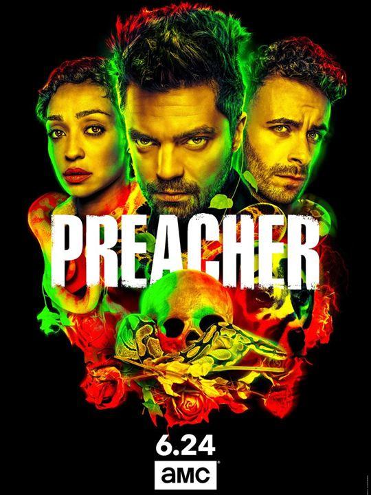 PREACHER - Saison 3 à venir