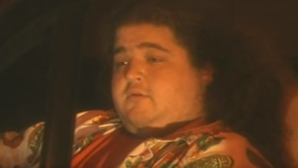 "Jorge Garcia dans ""Tales from the Crapper"" (2004)"