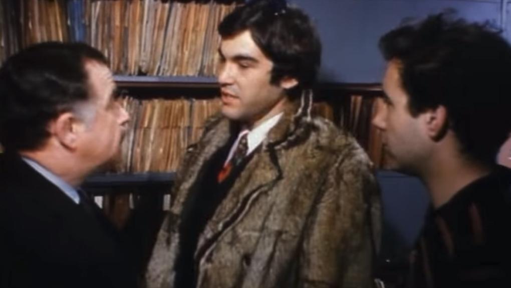 "Oliver Stone dans ""The Battle of Love's Return"" (1971)"