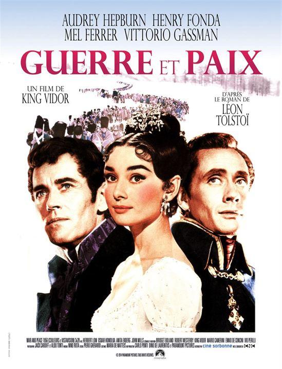 1 - Guerre & Paix (1956) - 15.707.723 entrées