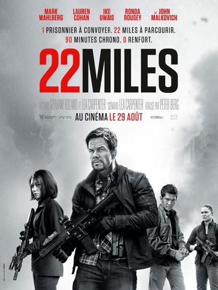 N°3 - 22 Miles : 13,62 millions de dollars de recettes