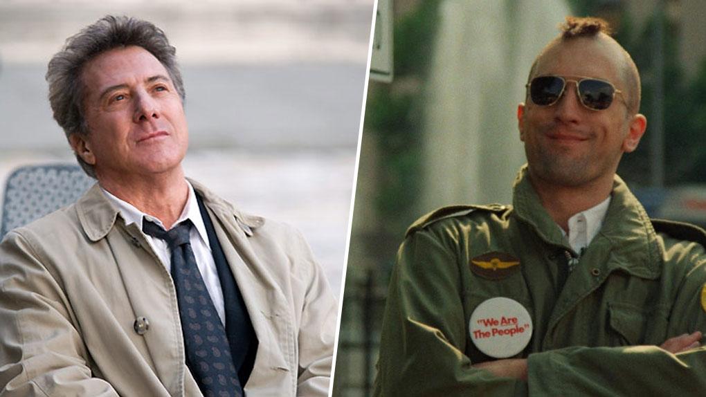 Dustin Hoffman - le rôle de Travis Bickle (Taxi Driver)