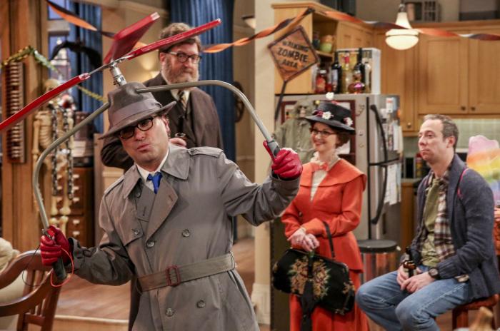 L'Inspecteur Gadget et Mary Poppins