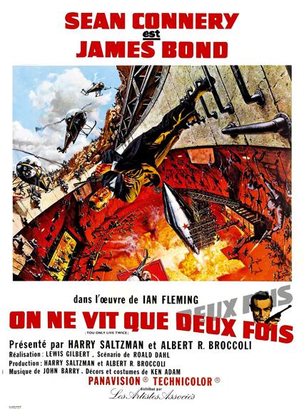 #9 - ON NE VIT QUE DEUX FOIS (1967) : 3,5/5