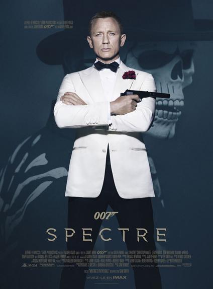 #7 - 007 SPECTRE (2015) : 3,5/5