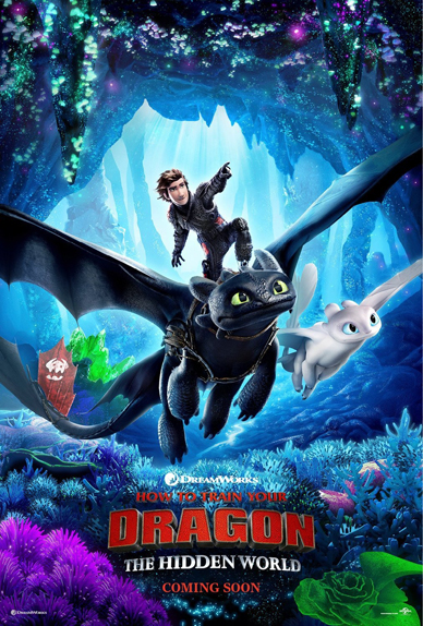 Dragons 3 : Le monde caché de Dean DeBlois