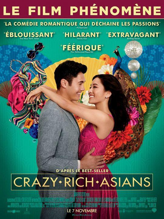 CRAZY RICH ASIANS - 2 nominations