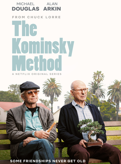 La méthode Kominsky : 3 nominations