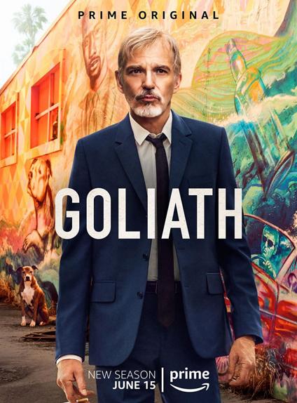 GOLIATH - Renouvelée