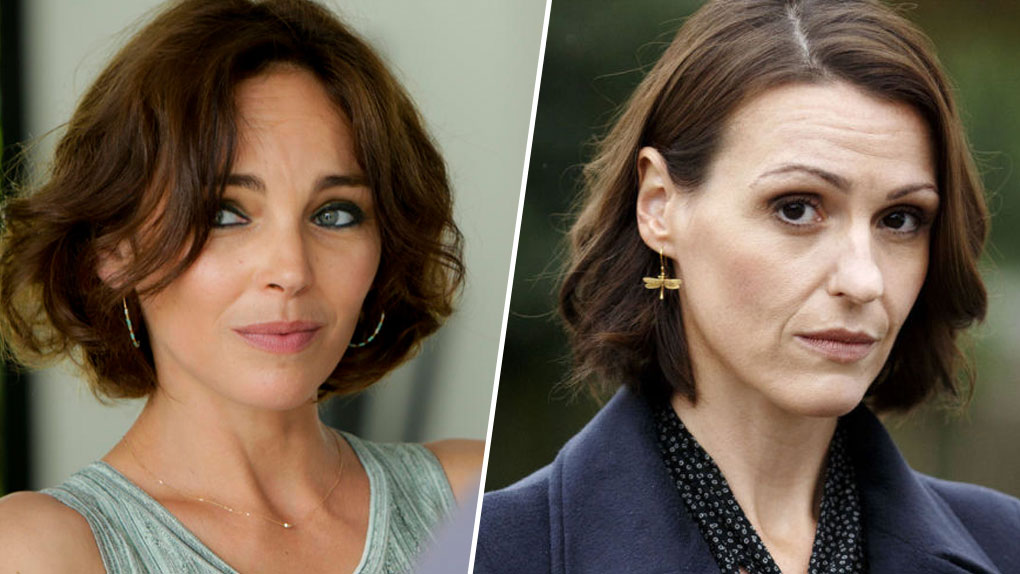 Claire Keim Vs. Suranne Jones