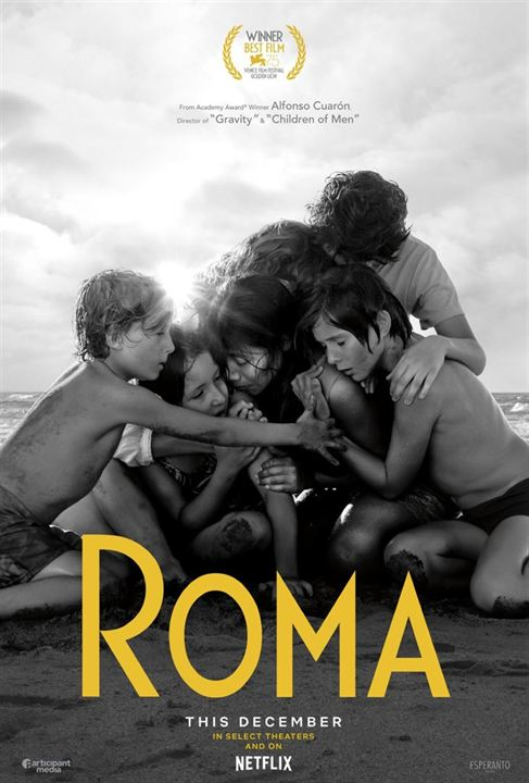 ROMA - 10 nominations