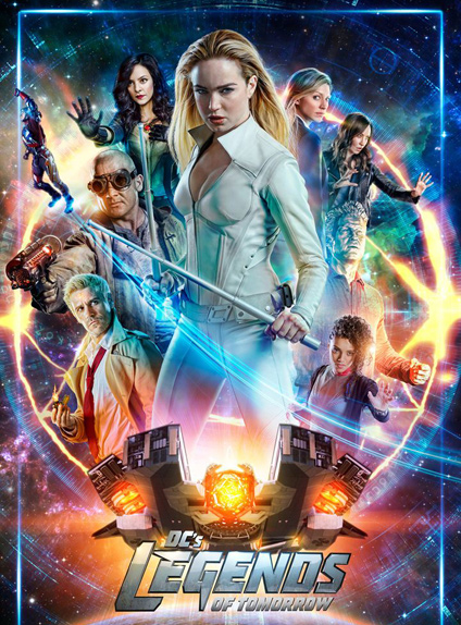 LEGENDS OF TOMORROW - Renouvelée