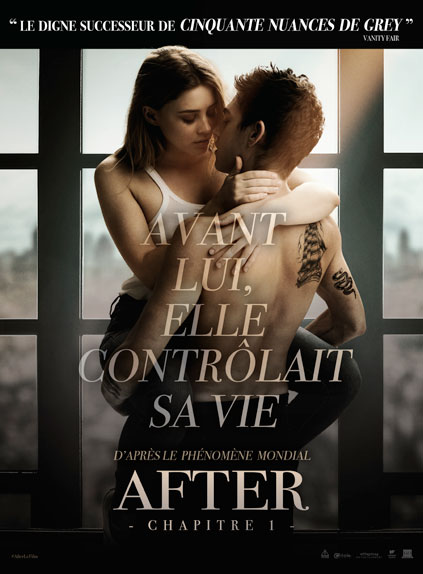 After - Chapitre 1 avec Josephine Langford, Hero Fiennes-Tiffin...