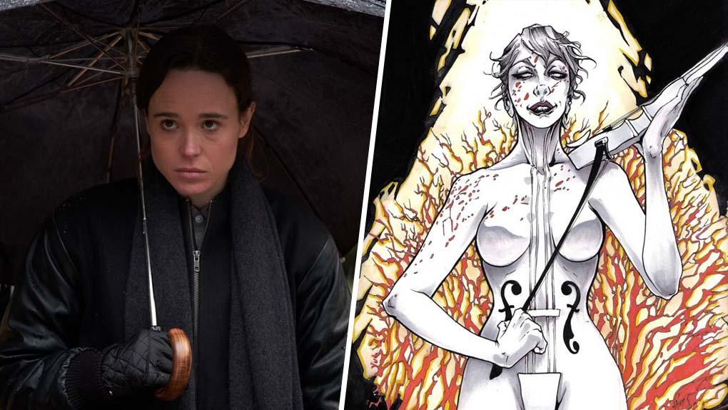 Ellen Page est Vanya
